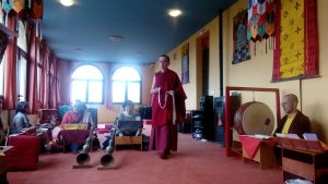 Sangha Monasterio